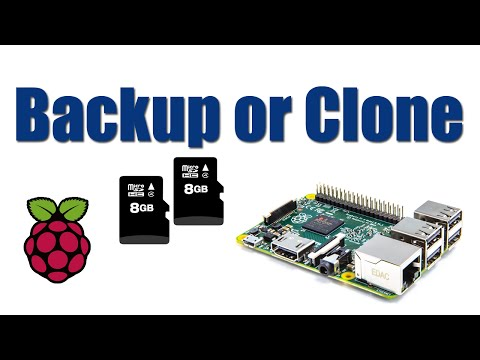 How to Clone or Backup your Raspberry PI SD Card