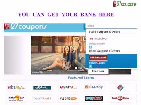 Indusind Bank Offers