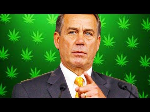 You Won't Believe What John Boehner's New Job Is
