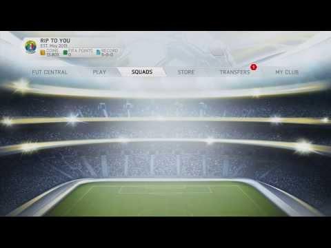 Fifa 14 R2D1: Building My Dream Team: 001