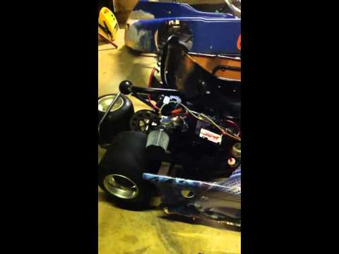 Briggs Stroker animal - 36HP @ 9500 rpm Racing Go kart engine