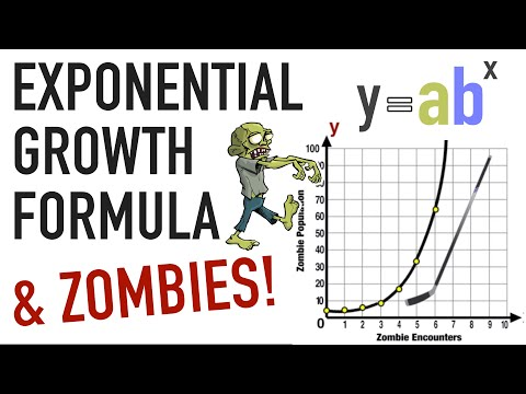 How Do I Graph an Exponential Function?...with Zombies!!!