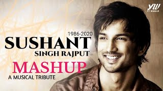 Sushant Singh Rajput Mashup - A Musical Tribute | YT WORLD / AB AMBIENTS | You will be missed