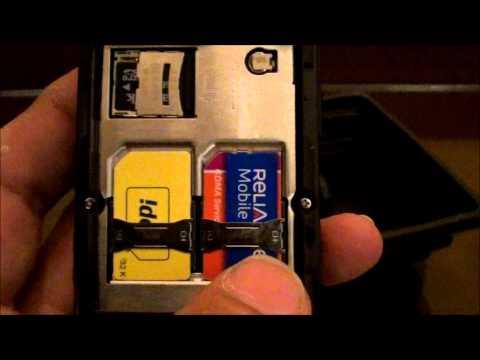 SAMMSUNG GSM CDMA DUAL SIM MOBILE HANDSET