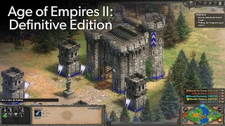 Age of Empires II: Definitive Edition first look