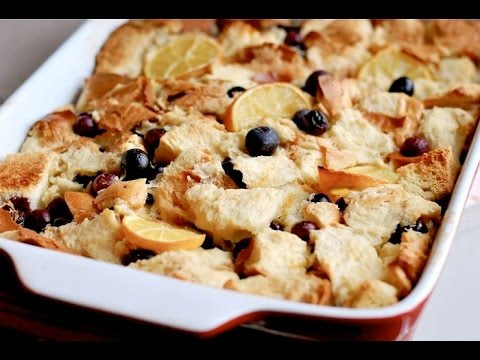 FRUIT 'N BREAD PUDDING | QUICK RECIPES | EASY TO LEARN