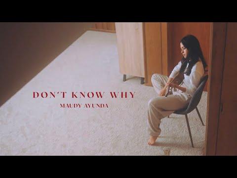 Download Lagu Maudy Ayunda don't know why Mp3
