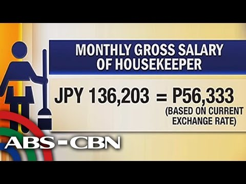 Bandila: Japan announces guidelines for OFW housekeepers