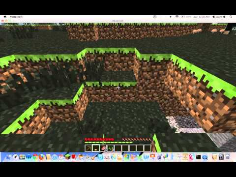 How to Play And Controls For Minecraft 1.0.0 Mac