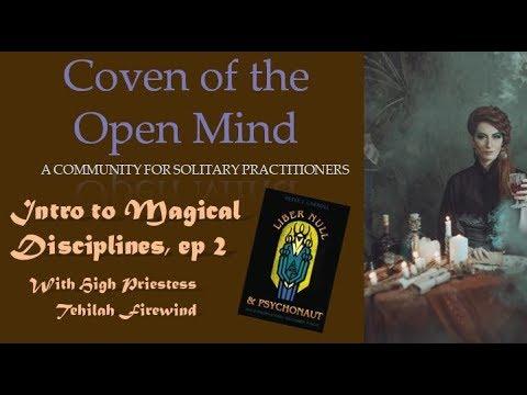 Chaos (Intro to Magical Disciplines, episode 2)