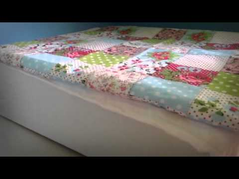 ❤️How To Make An AG Doll Double Bed!❤️