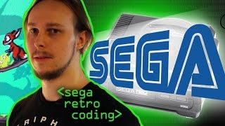 Sega Game Coding in Assembly - Computerphile