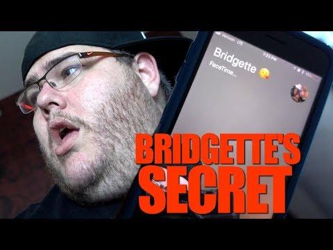 Bridgette has a secret...