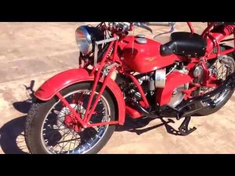 1948 Moto Guzzi Super Alce FOR SALE