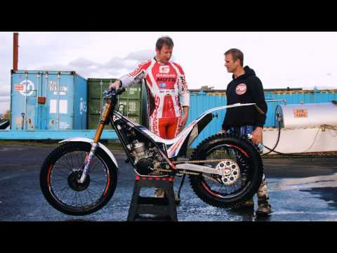 How to clean your Dirt Bike 6t9 style with James Whitham