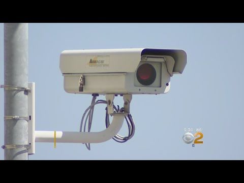 Mixed Reviews On Red Light Cameras In Suffolk County