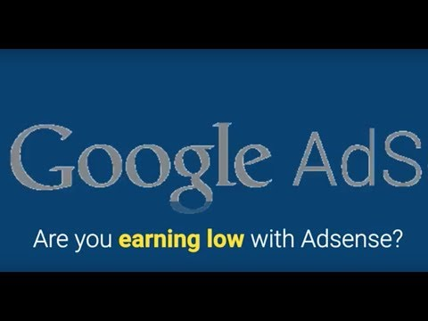 How to Increase Adsense Revenue | Are You Earning Low with Adsense | Make More Money with Adsense