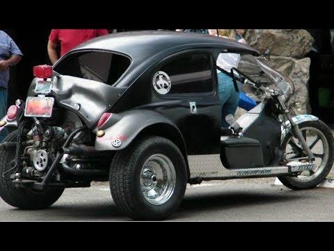 Amazing Homemade Trikes !!!