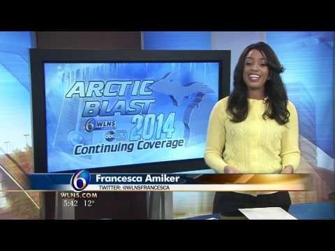 Arctic Blast 2014: Winter Frostbite Tips