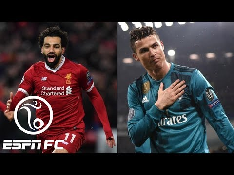 Who would you rather have right now: Mohamed Salah or Cristiano Ronaldo? | ESPN FC
