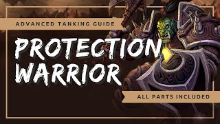 Beginner's Protection Warrior Tanking Guide | WoW BFA