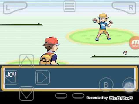 Como  capturar mewtwo no inicio do pokemon firered (com cheat)