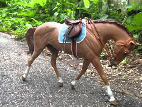 Breyer horse tack and custom horse for sale!!