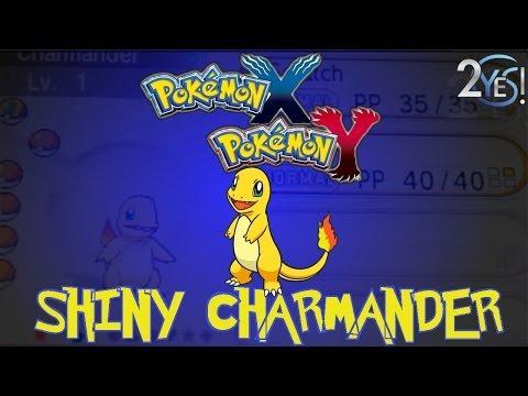 Pokemon X & Y - Shiny Charmander Hatch 4 Perfect IV's w/ T-Rexed