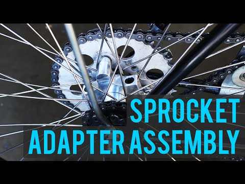 How to Choose the Right Sprocket Adapter Assembly