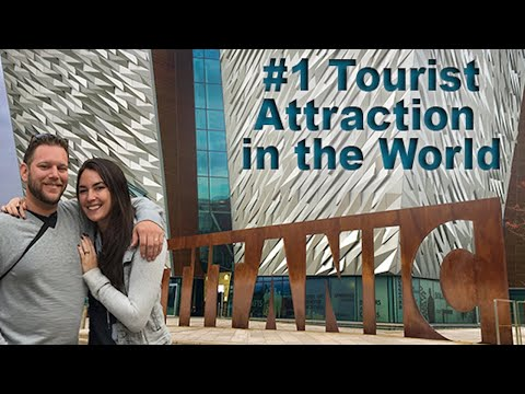 Titanic Belfast | Landmarks and Tourist Attractions - The Pitt Stops Videos