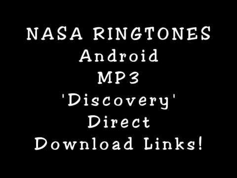 NASA Ringtones Android MP3 'Discovery'