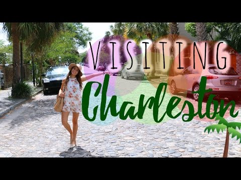 VISITING CHARLESTON | Natalie Barbu