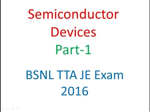 Semiconductor Devices electronic Devices