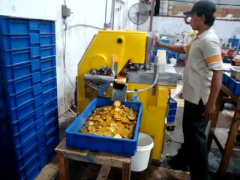 Coin Embossing Machine