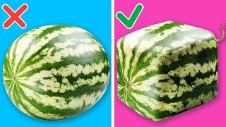 Download 15 UNBELIEVABLE WATERMELON HACKS THAT ARE ACTUALLY QUITE EASY Video