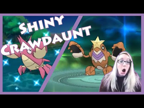 Shiny Chain Fishing - Corphish/Crawdaunt! Pokemon Alpha Sapphire [Twitch Highlight]