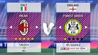 8 TEAMS YOU SHOULD USE IN FIFA 18 CAREER MODE!!! | ft. A.C Milan, OGC Nice, Parma + More!