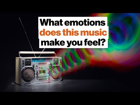 What emotions does this music make you feel? It probably depends on your culture. | Anthony Brandt
