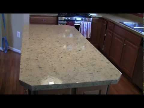 Fichtner Services High End Faux Granite Glazing