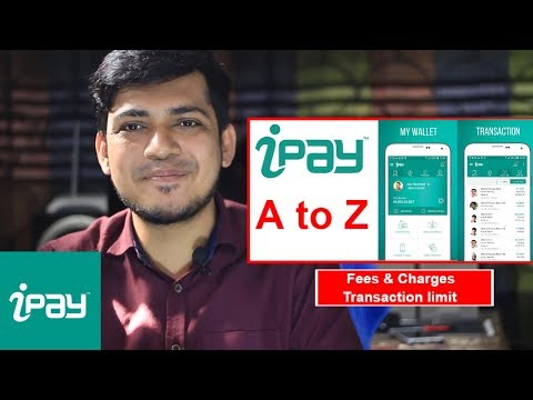 iPay Online Payment Platform in Bangladesh Fees & Charges Transaction limit A to Z