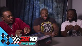 THE NEW DAY unbox WWE 2K18 Cena (Nuff) Edition EXCLUSIVE  - UpUpDownDown Unboxing