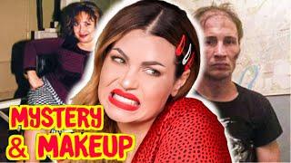 The Cannibal Couple? She drinks, he stinks. Dmitry Baksheev & Natalia   Mystery&Makeup Bailey Sarian