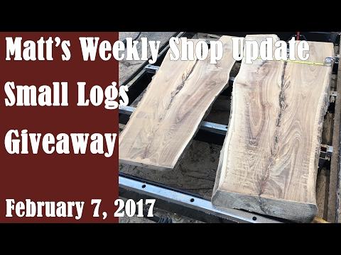 Matt's Weekly Shop Update - Feb 7, 2017