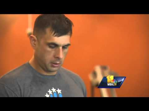 Catch A Lift helps veterans work out PTSD