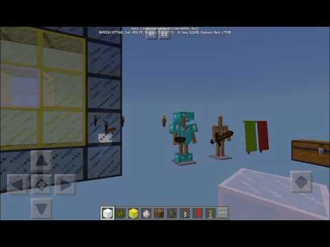 Minecraft Pocket Edition 1.2 Gameplay (Better Together Beta)