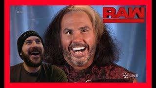 REACTION: WOKEN MATT HARDY ARRIVES TO DELETE BRAY WYATT!!!!