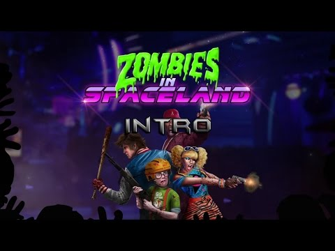 IW Zombies In SpaceLand Opening Intro