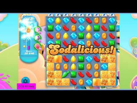 Candy Crush Soda Saga Level 763 NO BOOSTERS