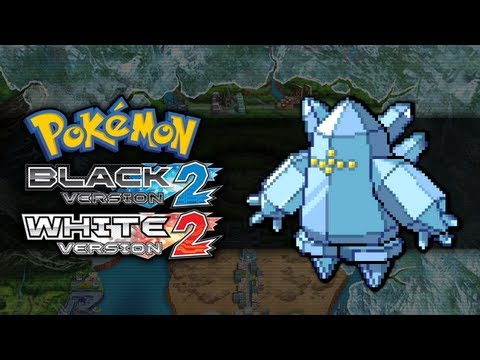 Pokemon Black 2 and White 2 | How To Get Regice