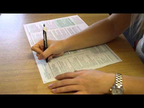 Completing the D1 Driving Licence Form for People with Diabetes